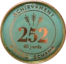 252 40 yards badge