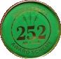 252 80 yards badge